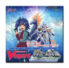 Descent of the King of Knights VG-BT01 Booster Box (Black Friday)