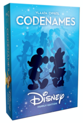 Codenames:Disney Family Edition on Channel Fireball