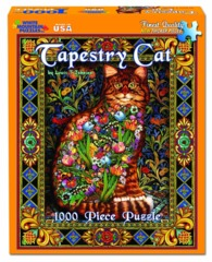Tapestry Cat on Channel Fireball