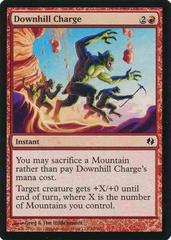 Downhill Charge on Channel Fireball