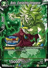 Broly, Everlasting Vengeance - P-140 - Championship Pack 2019 - Limited ver. on Channel Fireball