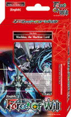 Machina Starter Deck