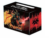 Deck Box Rakdos Guild on Channel Fireball