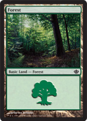 Forest (30) on Channel Fireball
