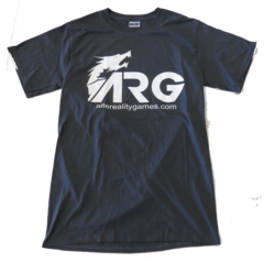 ARG Charcoal Grey T-Shirt on Channel Fireball
