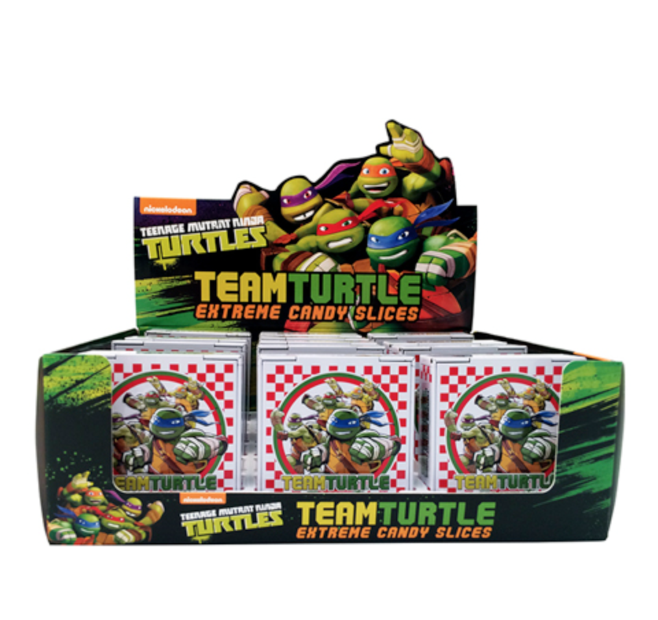 TMNT Extreme Candy Slices