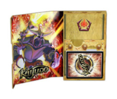 Kaijudo: Rise of the Duel Masters: Dojo Edition Bull Rush Battle Deck on Channel Fireball