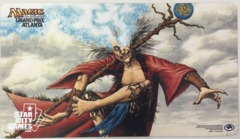 Grand Prix Atlanta Zur the Enchanter 2015 Playmat on Channel Fireball