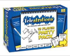 Telestrations Party Pack (12 Players)