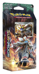 Sun & Moon: Guardians Rising Steel Sun Theme Deck on Channel Fireball