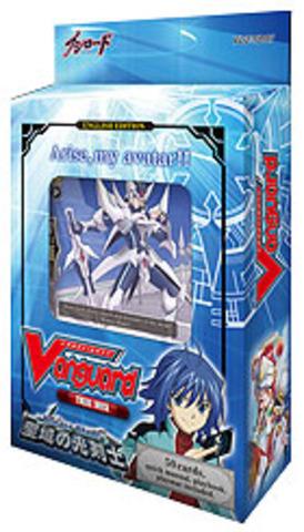 Cardfight Vanguard English Trial Deck Blaster Blade (Blue)