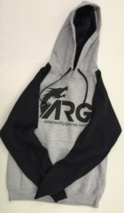 ARG Black/Gray Hoodie on Channel Fireball
