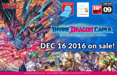Divine Dragon Caper Booster Box on Channel Fireball