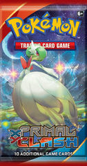 XY Primal Clash Booster Pack on Channel Fireball