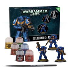Intercessors & Paint Set on Channel Fireball
