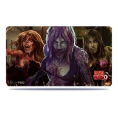Dead Wake Zombie Playmat on Channel Fireball