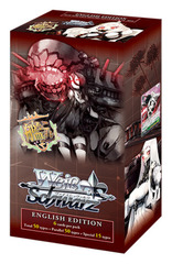KanColle Fleet in the deep sea, Sighted! Weiss Schwarz Extra Booster Box on Channel Fireball