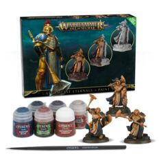 Stormcast Eternals + Paint Set on Channel Fireball