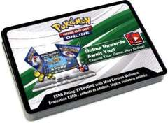 Code Card: Treasure Tin 2016 (Emailed) Pokemon Online on Channel Fireball