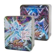 2009 Collectors Tin Set (Majestic Star Dragon / Earthbound Immortal Wiraqocha Rasca)