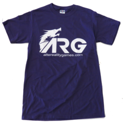 ARG Purple T-Shirt on Channel Fireball