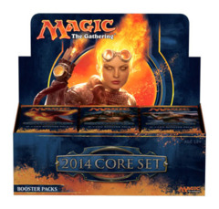 Magic 2014 Booster Box