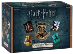 Harry Potter Deck Building Expansion Monster Box