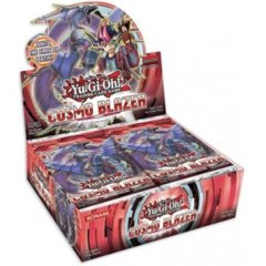 Cosmo Blazer 1st Edition Booster Box