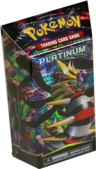 Pokemon Platinum Rebellion Theme Deck