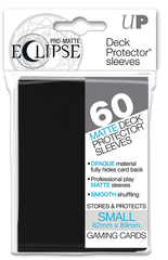 Ultra Pro 60 ct Pro Matte Eclipse Black