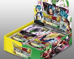 Dragon Ball Super: Union Force Booster Box on Channel Fireball