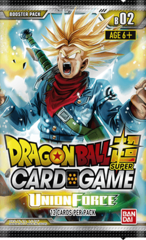 Dragon Ball Super: Union Force Booster Pack on Channel Fireball