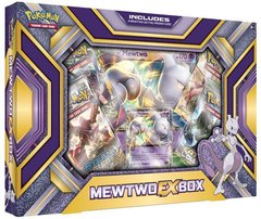 Mewtwo-EX Collection Box (Black Friday)