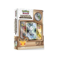 Mythical Pokemon Collection: Meloetta Box (Black Friday)