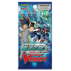 Champions of the Cosmos Booster Pack (Black Friday)