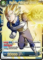 Vegeta, Prince of Speed - Non-Foil on Channel Fireball