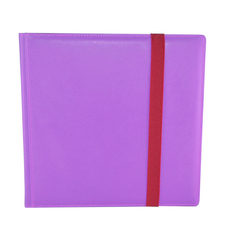 Binder 12 - Purple