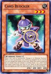 Card Blocker - RYMP-EN015 - Common - 1st Edition