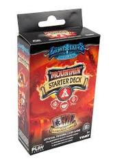 Lightseekers Awakening Starter Deck - Mountain on Channel Fireball