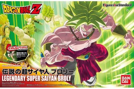 BAN224476: Legendary Super Saiyan Broly Dragon Ball Z, Bandai Figure-Rise Standard