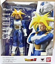 BAN03800: Super Saiyan Trunks Dragon Ball Z, Bandai S.H.Figuarts