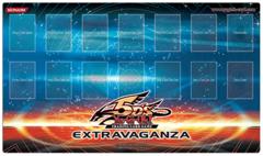 Yugioh Extravaganza Blue/Orange Playmat