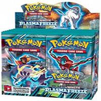 Black & White Plasma Freeze Booster Box