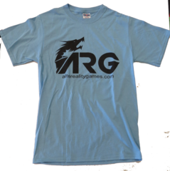 ARG Light Blue T-Shirt on Channel Fireball