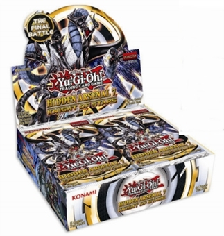Hidden Arsenal 7: Knight Of Stars Booster Box