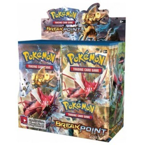 XY BREAKPoint Booster Box