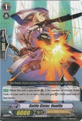 Battle Sister, Vanilla - EB05/025EN - C on Channel Fireball