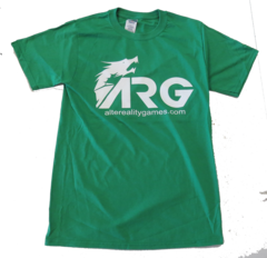 ARG Kelly Green T-Shirt on Channel Fireball