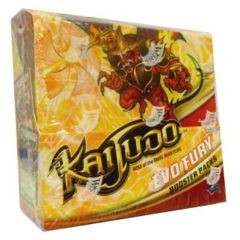 Kaijudo: Evo-Fury Booster Box on Channel Fireball