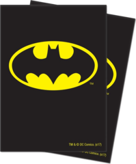 Batman Logo Sleeves